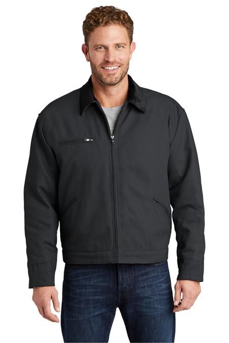 CornerStone - Duck Cloth Work Jacket.  J763