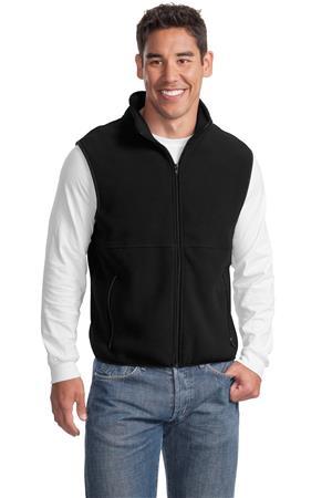Port Authority - R-Tek Fleece Vest. JP79