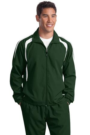 Sport-Tek - Colorblock Raglan Jacket. JST60