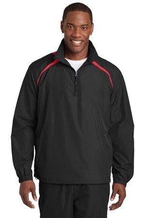 Sport-Tek 1/2-Zip Wind Shirt. JST75