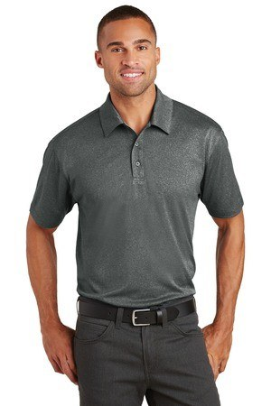 Port Authority Trace Heather Polo K576