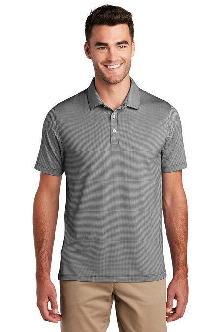 Port Authority  Gingham Polo K646