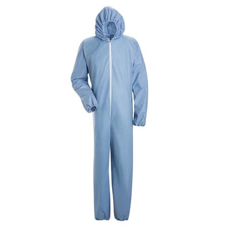 Extend FR Disposable Flame-Resistant Coverall - Sontara - KEE2