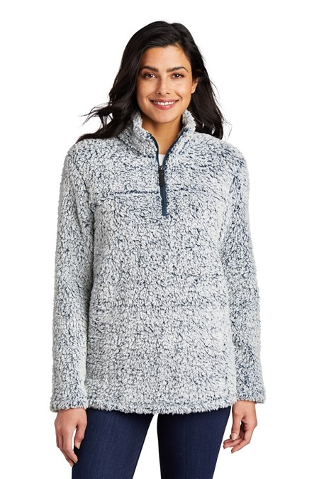 Port Authority Ladies Cozy 1/4-Zip Fleece L130