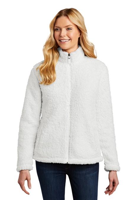 Port Authority  Ladies Cozy Fleece Jacket. L131