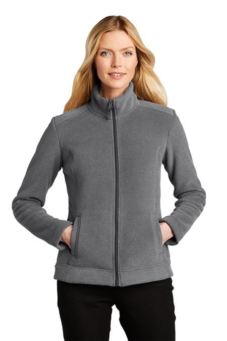 Port Authority  Ladies Ultra Warm Brushed Fleece Jacket. L211