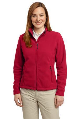 Port Authority - Ladies Value Fleece Jacket.L217