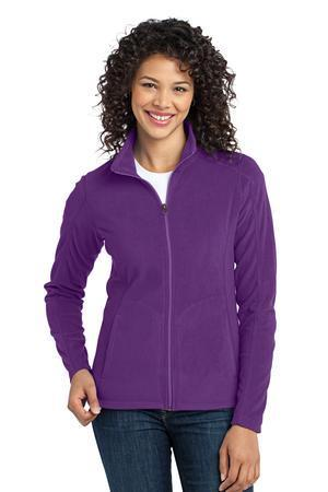 Port Authority - Ladies Microfleece Jacket.L223