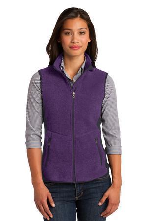Port Authority Ladies R-Tek Pro Fleece Full-Zip Vest. L228