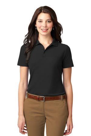 Port Authority Ladies Stain-Resistant Polo. L510