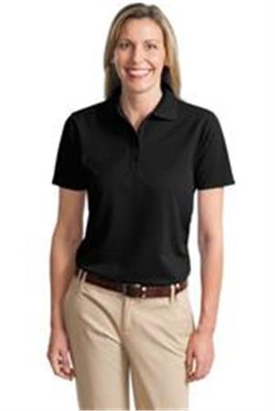 Port Authority - Ladies Dry Zone Ottoman Polo. L525