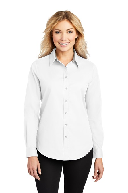 Port Authority - Ladies Long Sleeve Easy Care Shirt. L608