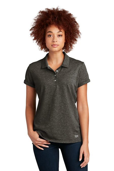 New Era Ladies Slub Twist Polo LNEA301