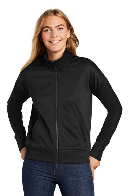 New Era  Ladies Track Jacket LNEA650