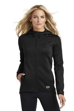 OGIO  ENDURANCE Ladies Stealth Full-Zip Jacket. LOE728