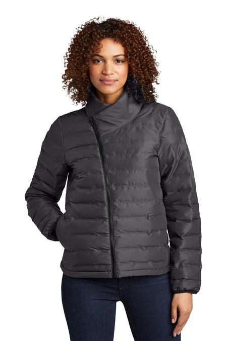 OGIO  Ladies Street Puffy Full-Zip Jacket. LOG753