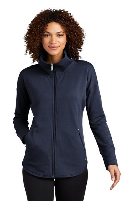 OGIO  Ladies Luuma Full-Zip Fleece. LOG812