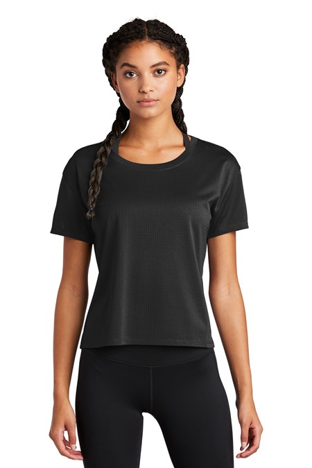 Sport-Tek Ladies PosiCharge Draft Crop Tee LST411