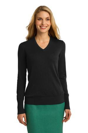 Port Authority - Ladies V-Neck Sweater LSW285