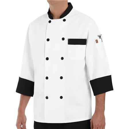 Garnish Chef Coat KT74BT