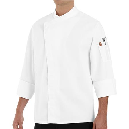 Tunic Chef Coat KT80WH