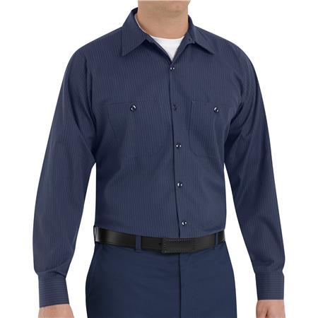 Red Kap® Men's Long-Sleeve Work Shirt SP14NL