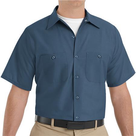 Men's Industrial Work Shirt SP24DB