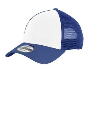 New Era Snapback Contrast Front Mesh Cap. NE204