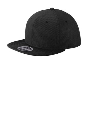 New Era  Original Fit Diamond Era Flat Bill Snapback Cap. NE404