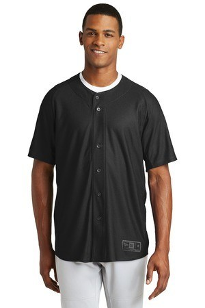 New Era  Diamond Era Full-Button Jersey. NEA220