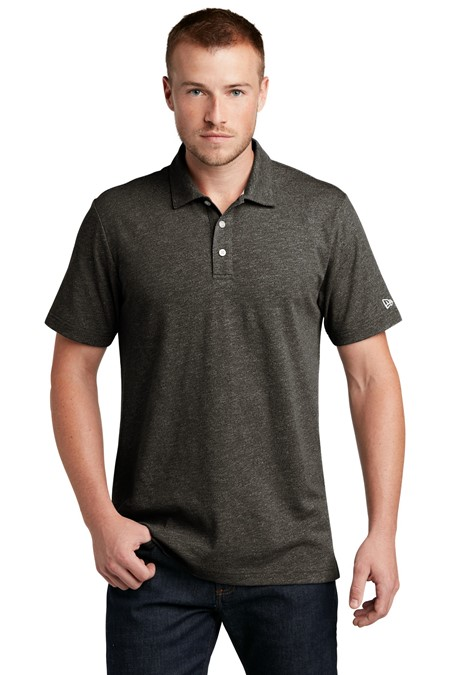 New Era Slub Twist Polo NEA301