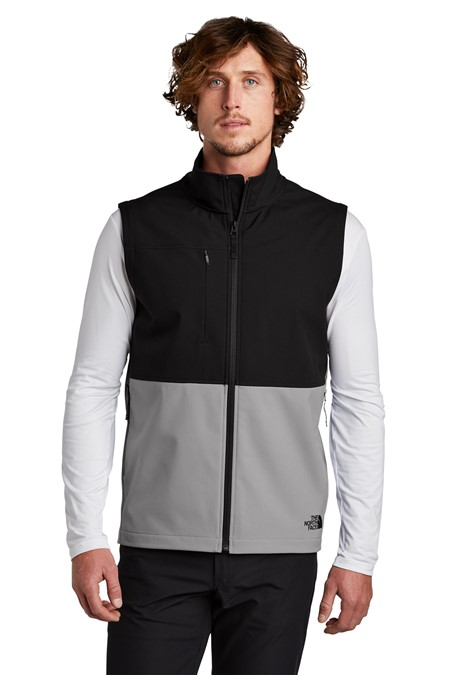 The North Face  Castle Rock Soft Shell Vest. NF0A5542
