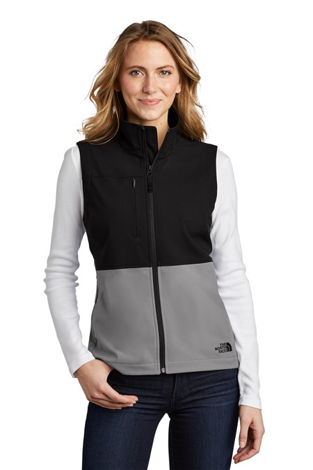 The North Face  Ladies Castle Rock Soft Shell Vest. NF0A5543