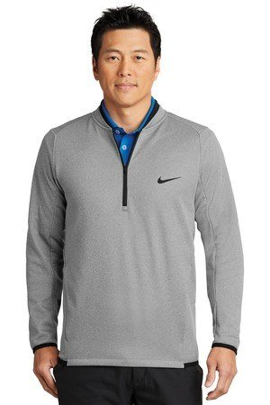 Nike Therma-FIT Textured Fleece 1/2-Zip. NKAH6267