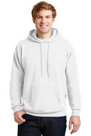 Hanes EcoSmart  - Pullover Hooded Sweatshirt.  P170