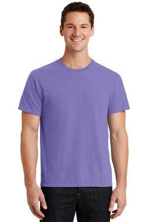 Port & Company Beach Wash Garment-Dyed Tee. PC099