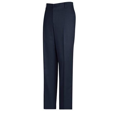 Plain Front Cotton Pant PC44