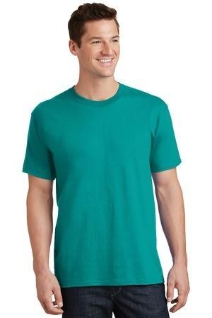 Port and Company - 54-oz 100% Cotton T-Shirt PC54