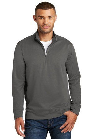 Port & Company Performance Fleece 1/4-Zip Pullover Sweatshirt. PC590Q