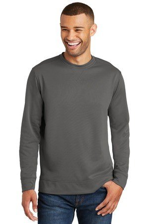 Port & Company Performance Fleece Crewneck Sweatshirt. PC590