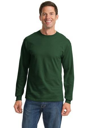 Port and Company - Long Sleeve Essential T-Shirt. PC61LS