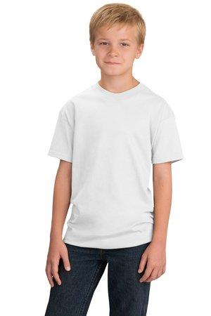 Port and Company - Youth Essential T-Shirt. PC61Y