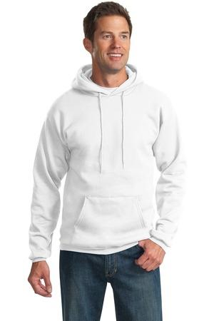 Port and Company - Classic Pullover Hooded Sweatshirt. PC78H