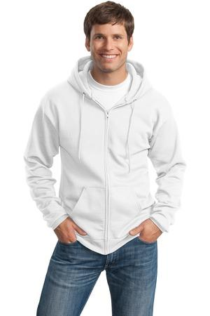 Port and Company - Classic Full-Zip Hooded Sweatshirt. PC78ZH