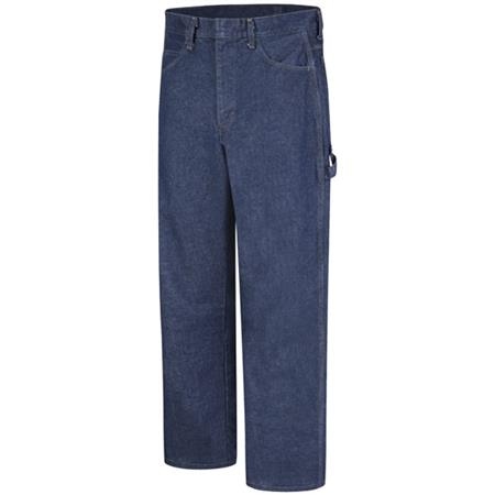 Pre-washed Denim Dungaree - EXCEL FR - 14.75 oz. - PEJ8