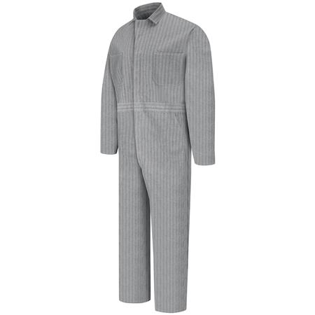 Snap-front Cotton Coverall CC14HB