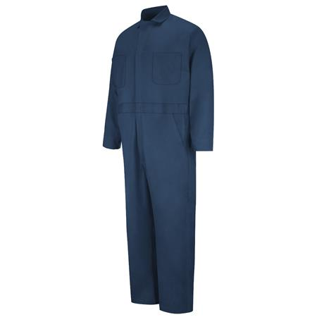 Button-front Cotton Coverall CC16NV