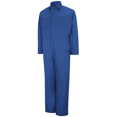 Twill Action Back Coverall CT10EB