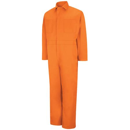 Twill Action Back Coverall CT10OR