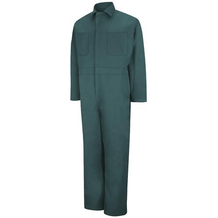 Twill Action Back Coverall CT10SG